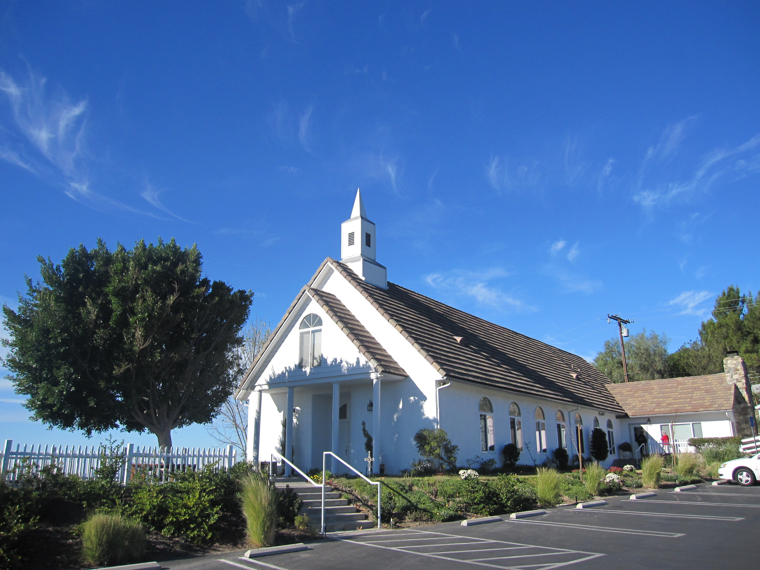 Trabuco Church