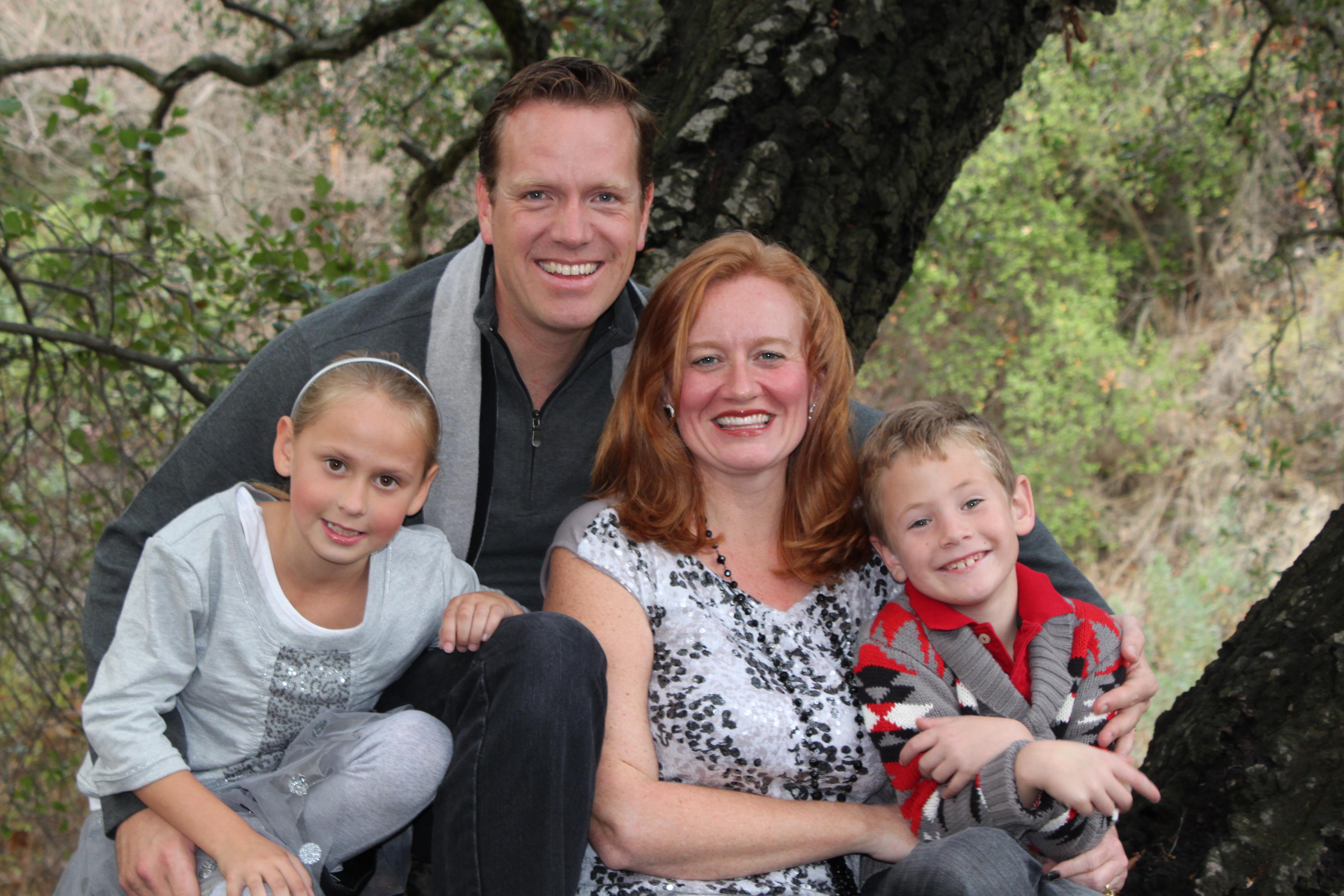 The Jacobsen Family